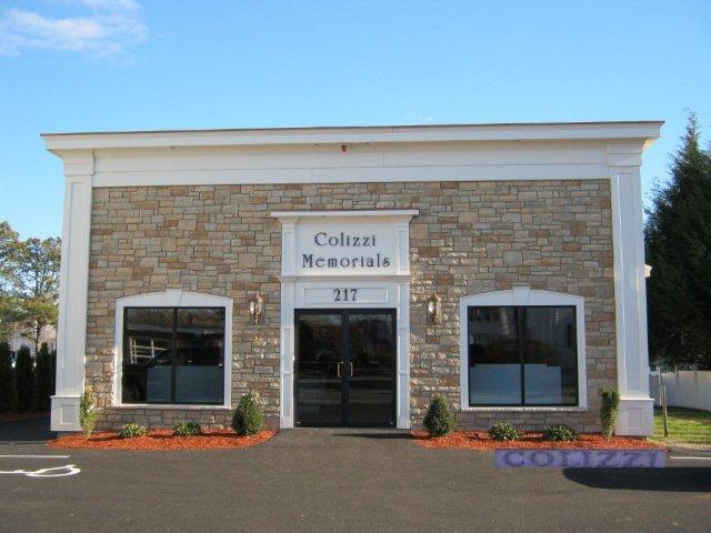 Colizzi Memorials Inc Logo