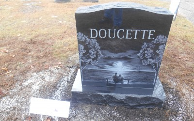 doucette black job