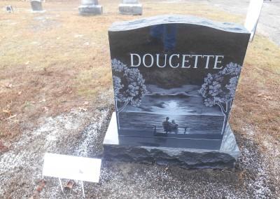 doucette black job